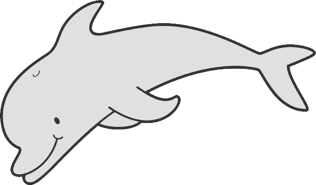 Klasse 4b mit Delfin Dolfi   Schule Tönisvorst