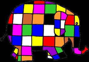 klasse 3b mit elefant elmar kgs st t nis. Black Bedroom Furniture Sets. Home Design Ideas