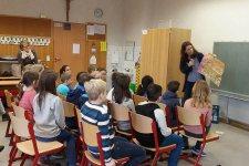 Misereor - Besuch von Frau Thiel