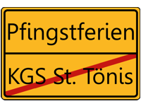 Pfingstferien