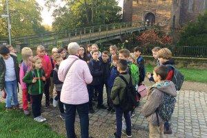 Ausflug zur Burg Linn