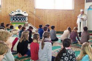Besuch der Moschee in Krefeld