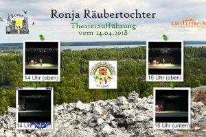 """Die DVD zu """"Ronja"""" ist fertig!"""