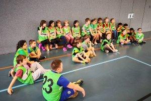 Sport-Check für die 2. Schuljahre