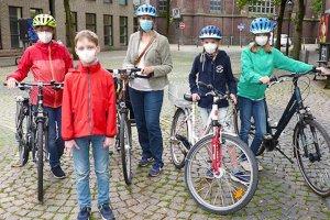 Stadtradeln – KGS auf's Rad!